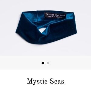 I'm with the band headband Mystic Seas